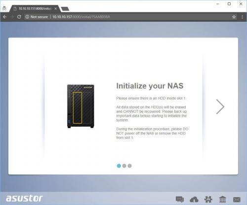 ASUSTOR AS1002T v2 NAS: Redefining Home Storage Affordable storage, Armada 385, AS1002Tv2, Asustor NAS, NAS, Network Storage, Storage 1