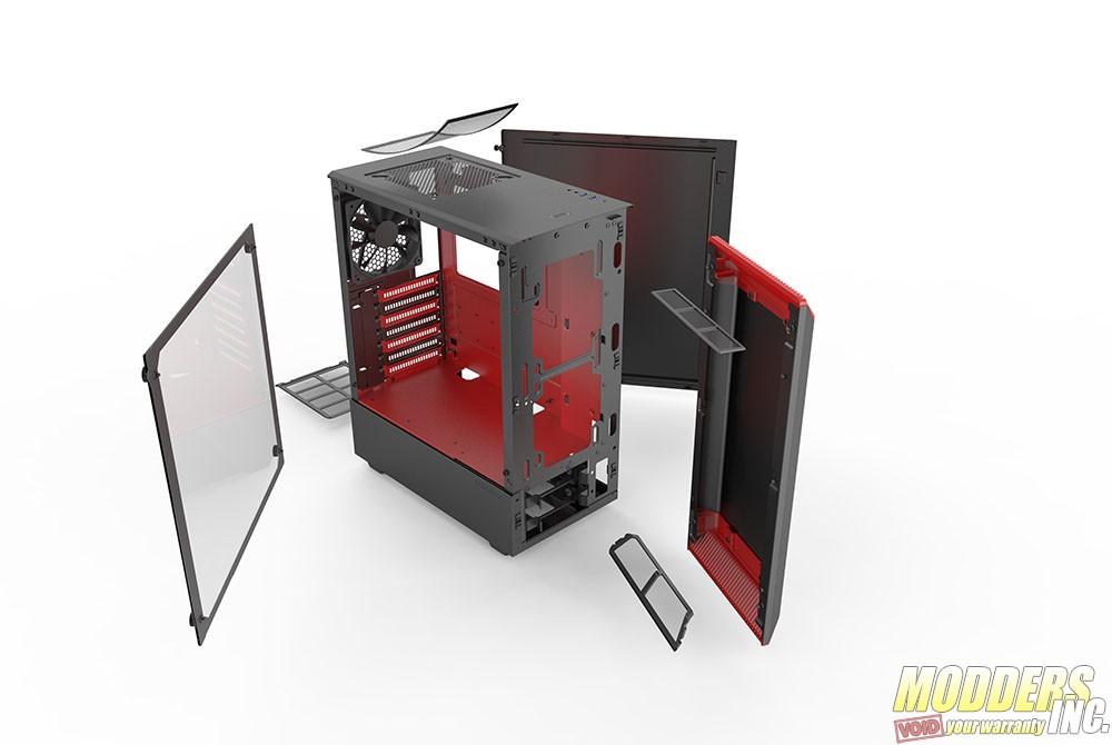 Phanteks Eclipse P300 Tempered Glass Midtower Case 10 Phanteks P300 Pro 1