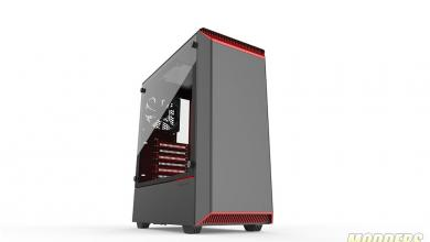Photo of Phanteks Eclipse P300 Tempered Glass Midtower Case