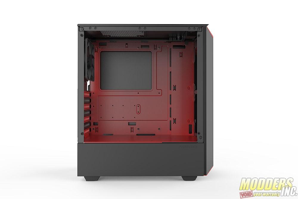 Phanteks Eclipse P300 Tempered Glass Midtower Case 10 Phanteks P300 Pro 5