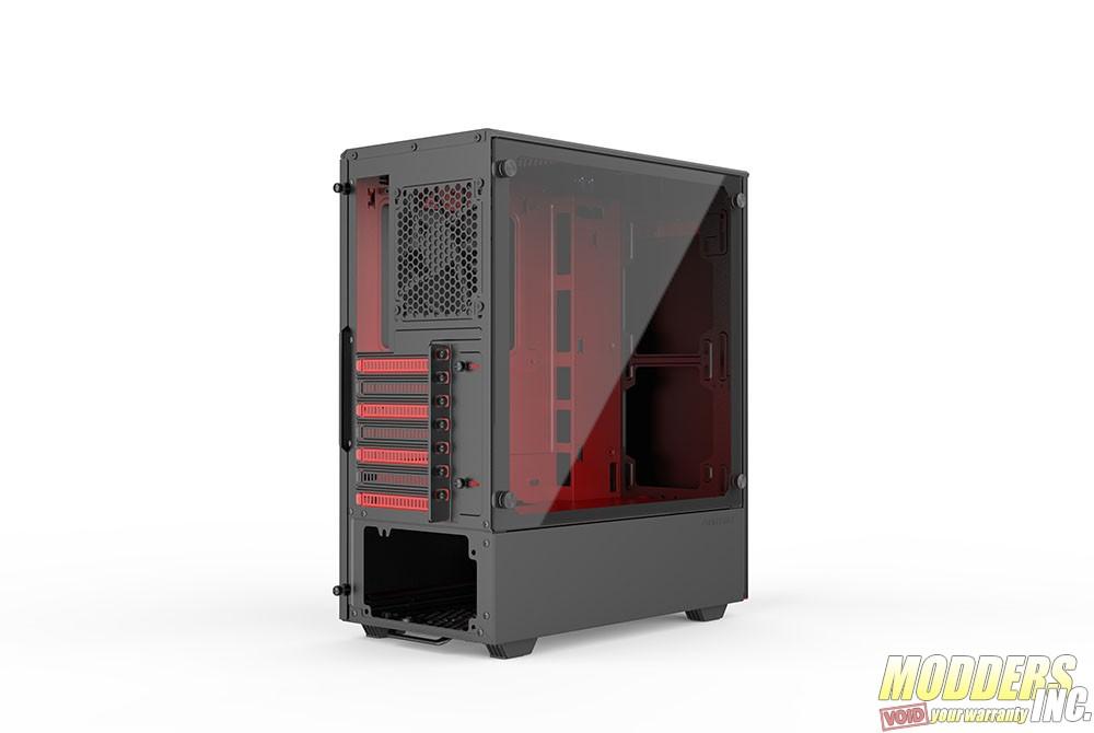 Phanteks Eclipse P300 Tempered Glass Midtower Case 10 Phanteks P300 Pro 6