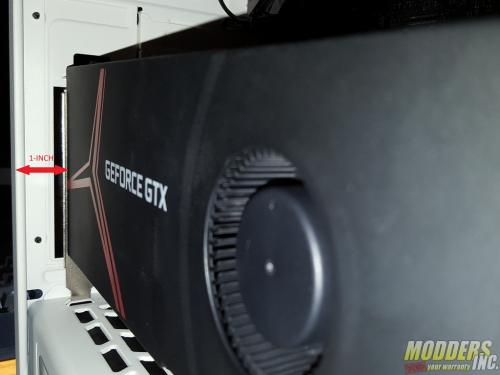 EVGA DG-77 Alpine White Midtower Review Case, EVGA, Gaming, midtower, tempered glass, vertical GPU, white 16