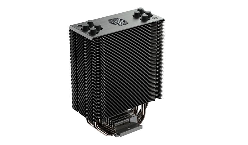 Cooler Master Announces the New Hyper 212 Black Editions 212 EVO, Air Coolers, Cooler Master, Cooler Master Hyper 212 EVO, Hyper 212 EVO Black Edition, Hyper 212 EVO RGB, rgb 5