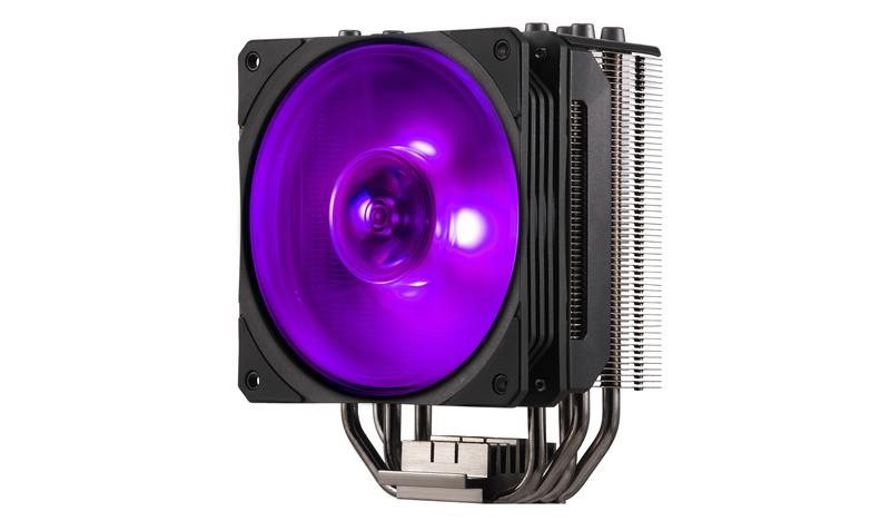 Cooler Master Announces the New Hyper 212 Black Editions 212 EVO, Air Coolers, Cooler Master, Cooler Master Hyper 212 EVO, Hyper 212 EVO Black Edition, Hyper 212 EVO RGB, rgb 4