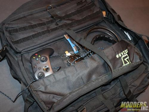 Crazzie Pro Gear GTR-1 Review backpack, Giant Tactical Rucksack, GTR-1, lan party 3