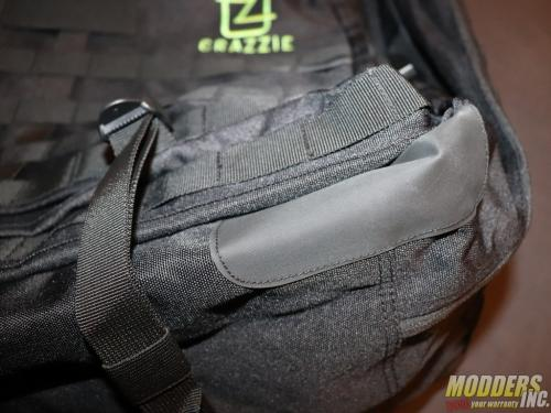 Crazzie Pro Gear GTR-1 Review backpack, Giant Tactical Rucksack, GTR-1, lan party 8