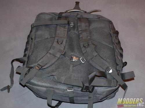 Crazzie Pro Gear GTR-1 Review backpack, Giant Tactical Rucksack, GTR-1, lan party 10