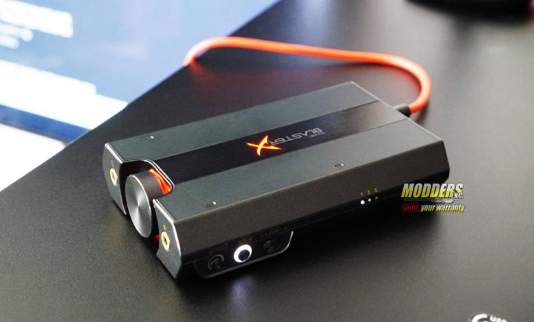 Photo of Creative Sound BlasterX G5 Portable Sound Card Review