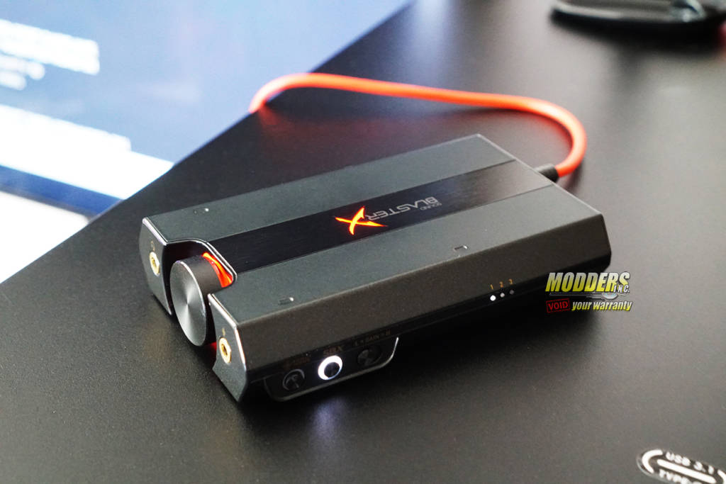 Creative Sound BlasterX G5 Portable Sound Card Review — Modders-Inc