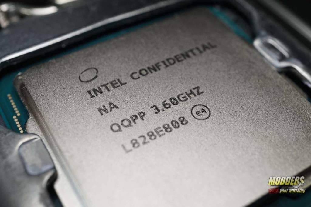 Intel Core I9 9900k Processor Review — Modders-Inc