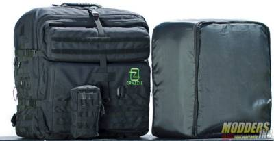 Crazzie Pro Gear GTR-1 Review backpack, Giant Tactical Rucksack, GTR-1, lan party 9