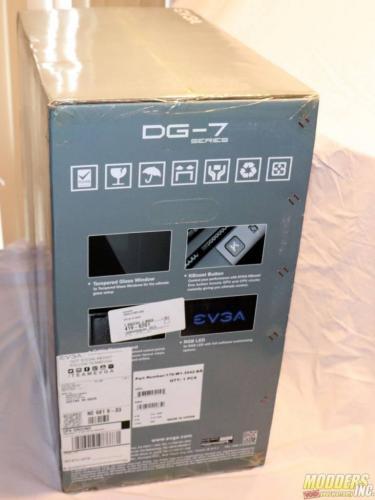 EVGA DG-77 Alpine White Midtower Review Case, EVGA, Gaming, midtower, tempered glass, vertical GPU, white 2