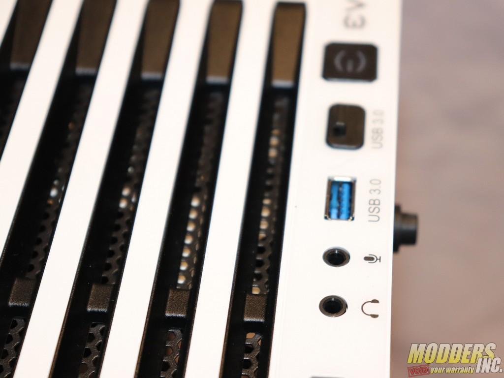 EVGA DG-77 Alpine White Midtower Review Case, EVGA, Gaming, midtower, tempered glass, vertical GPU, white 29