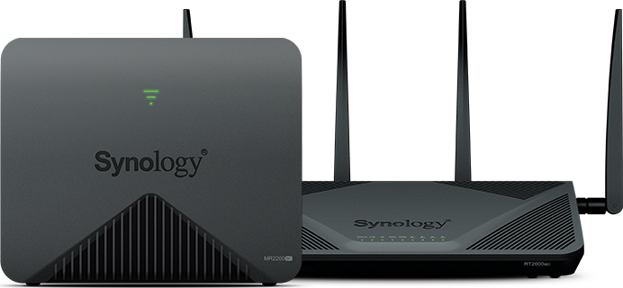 Photo of Synology New Mesh Router