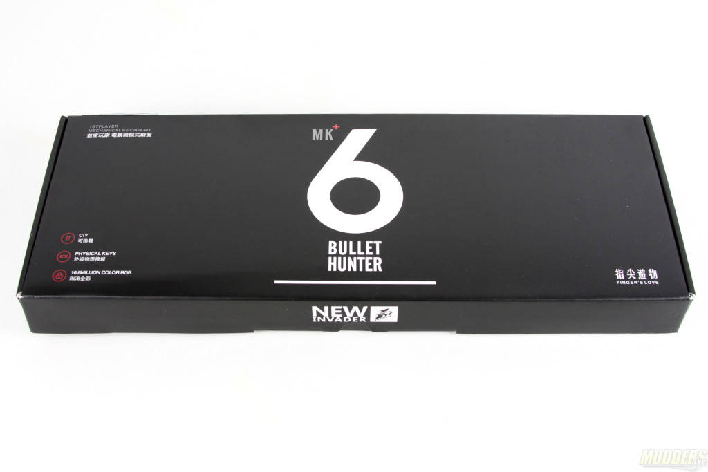 1St Player MK6 Bullet Hunter Keyboard IMG 1135