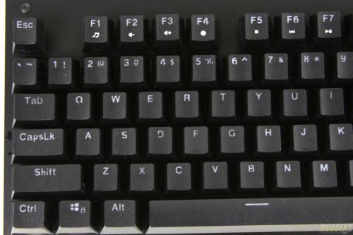 1St Player MK6 Bullet Hunter Keyboard Cherry Blue, Gaming Keyboard, Keyboard, macro, mechanical, OUTEMU, OUTEMU Blue, rgb 5