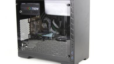 Photo of Metallic Gear: Neo Mini mITX Case Review