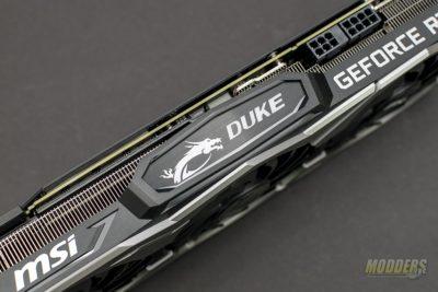 MSI GeForce RTX 2080 Duke 8G OC Graphics Card Review 2080, GeForce, Graphic Card, MSI, Nvidia, overclocking, rgb led, rtx, Video Card 1