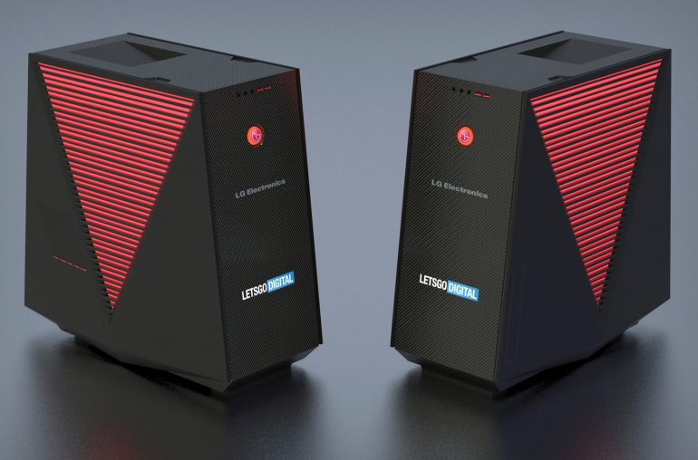 LG Gaming PC and Case gaming pc