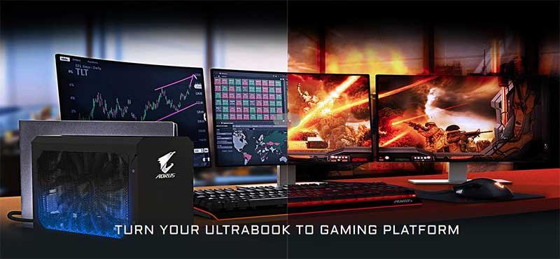 GIGABYTE Releases the AORUS RTX 2070 Gaming Box — Modders-Inc