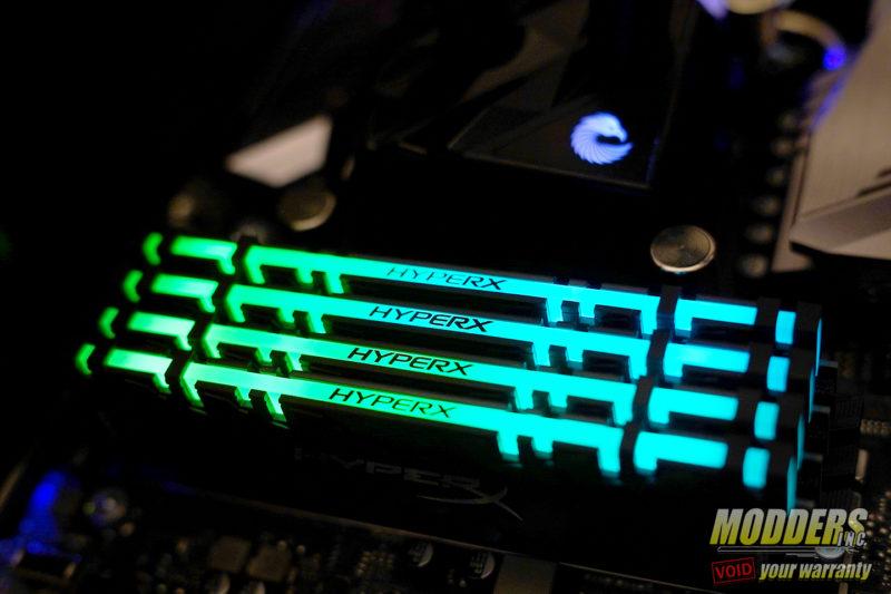 HyperX Predator DDR4 Breaks World Record. DSC00266