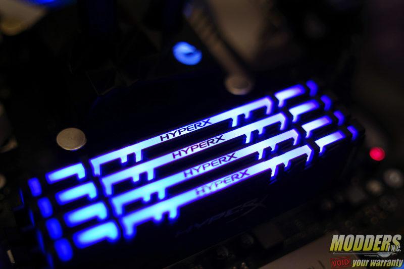 HyperX Predator DDR4 Breaks World Record. DSC00282
