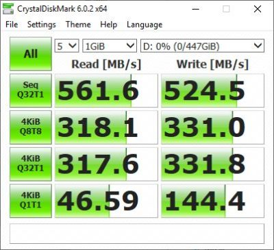 Crucial BX500 480GB SATA SSD Review 480gb, BX500, Crucial, Crucial Storage Executive, SATA SSD, SSD 1