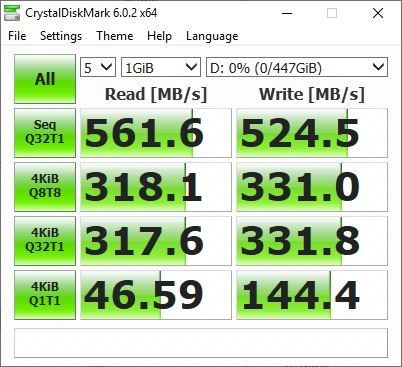 Crucial BX500 480GB SATA SSD Review — Page 3 of 4 — Modders-Inc