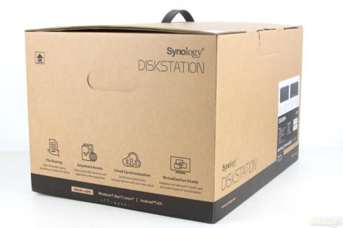 Synology DS 1819+ NAS Review IMG 1238