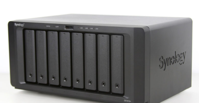 Photo of Synology DS 1819+ NAS Review