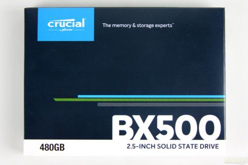 Crucial BX500 480GB SATA SSD Review 480gb, BX500, Crucial, Crucial Storage Executive, SATA SSD, SSD 2