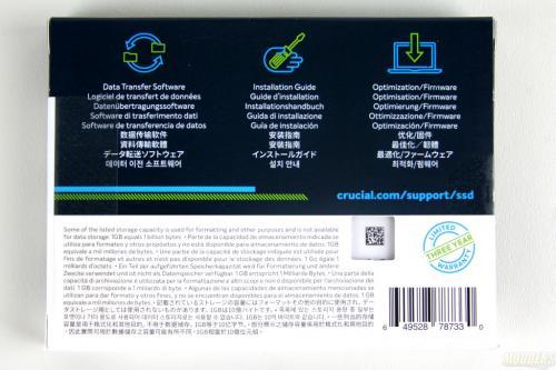 Crucial BX500 480GB SATA SSD Review 480gb, BX500, Crucial, Crucial Storage Executive, SATA SSD, SSD 3
