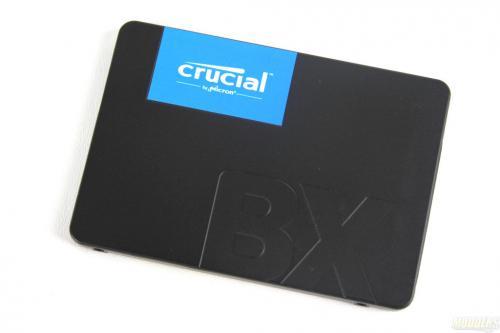 Crucial BX500 480GB SATA SSD Review 480gb, BX500, Crucial, Crucial Storage Executive, SATA SSD, SSD 4