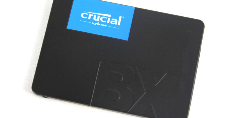 Photo of Crucial BX500 480GB SATA SSD Review