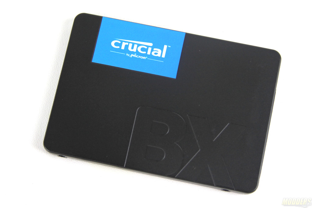 Crucial BX500 480GB SATA SSD Review — Modders-Inc