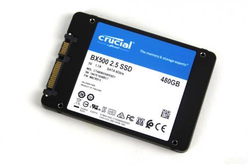 Crucial BX500 480GB SATA SSD Review 480gb, BX500, Crucial, Crucial Storage Executive, SATA SSD, SSD 5