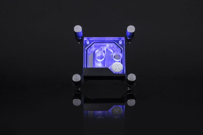 EKWB Classic Line of Water Cooling Products Waterblock