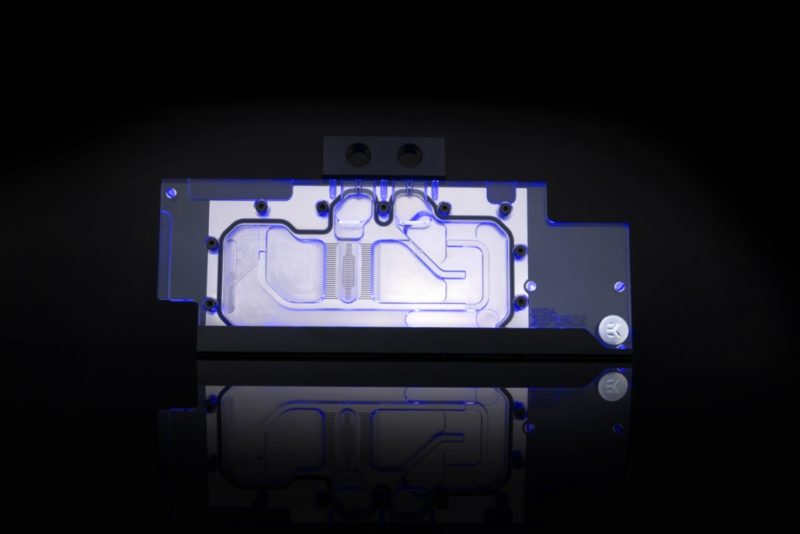 EKWB Classic Line of Water Cooling Products Waterblock GPU Waterblock