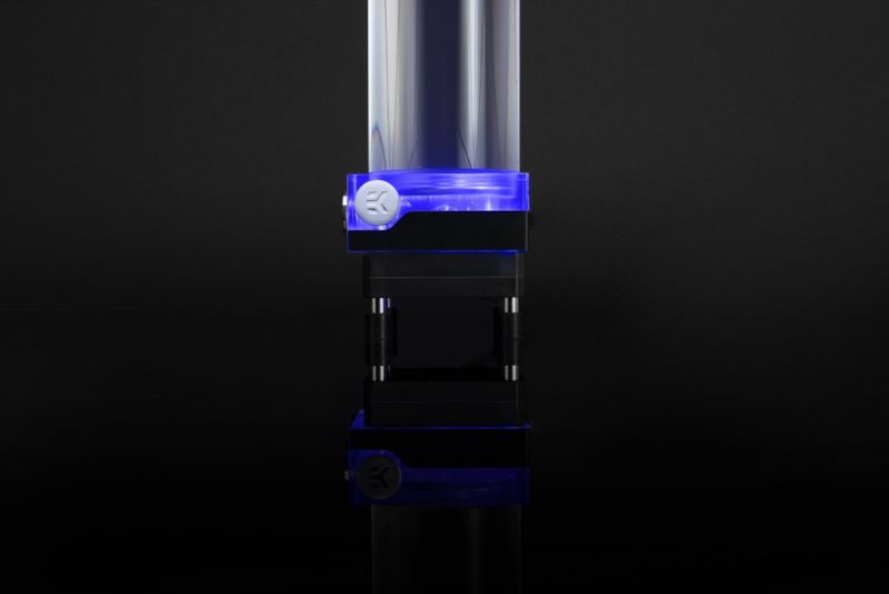 EKWB Classic Line of Water Cooling Products Pump and Reservoir