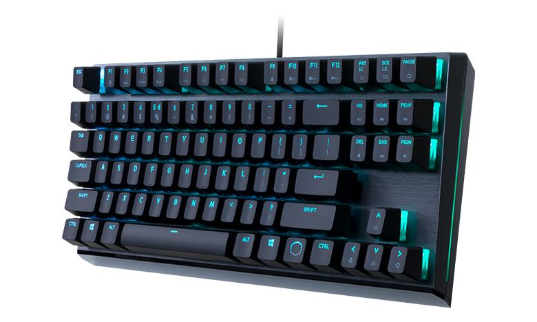 Photo of Cooler Master Launches Two Ten Keyless Keyboards