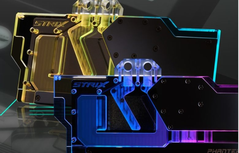 phanteks gpu water blocks