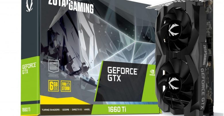 Photo of Announcing the ZOTAC GAMING GeForce GTX 1660 Ti series