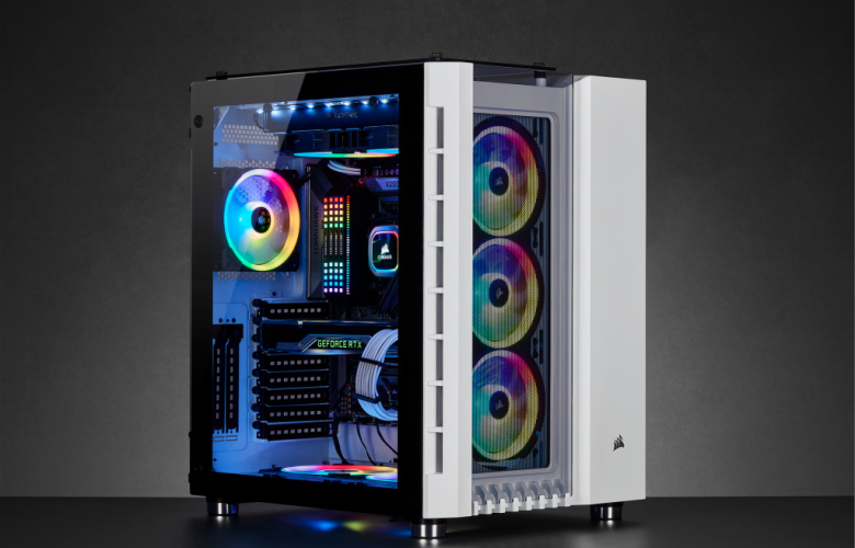 Corsair Crystal 680X RGB White