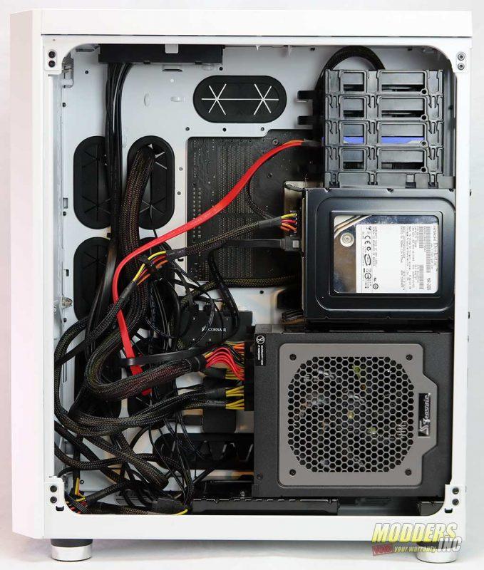 CORSAIR 680X RGB Tempered Glass PC Case Review ATX, Corsair, pc case 4