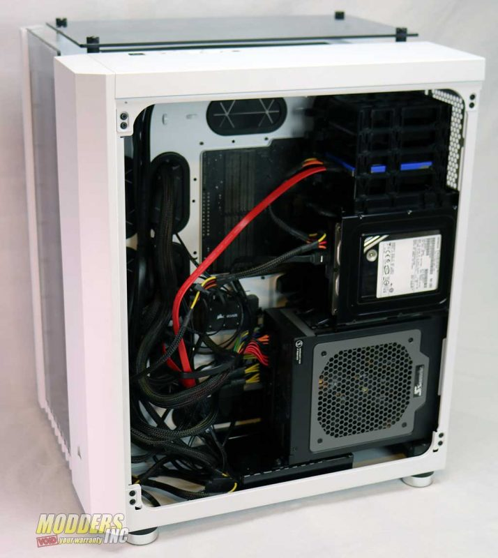 CORSAIR 680X RGB Tempered Glass PC Case Review ATX, Corsair, pc case 3