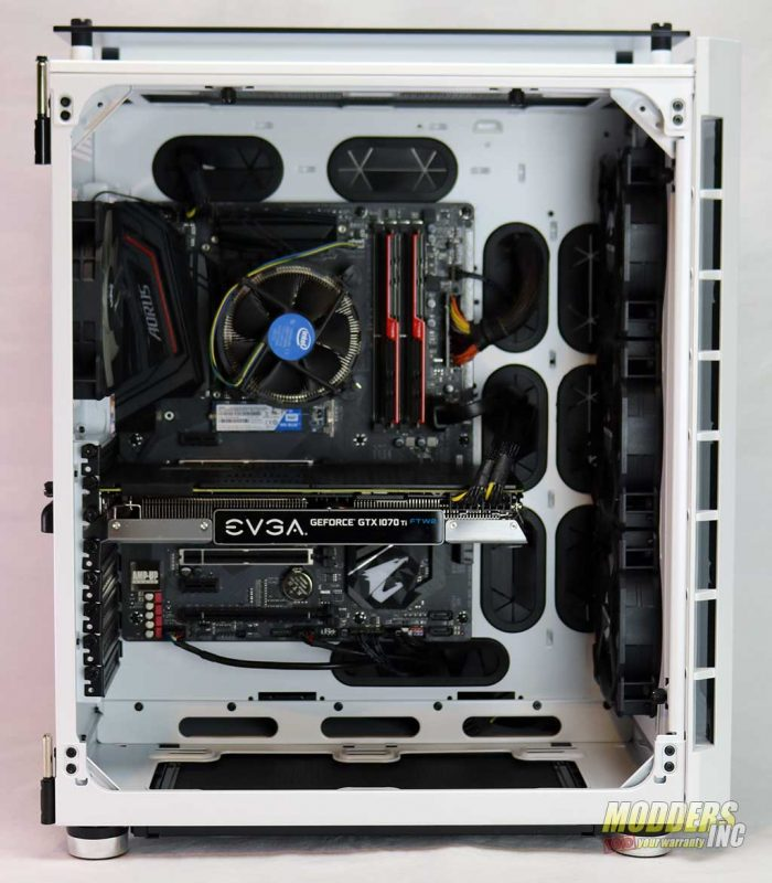 CORSAIR 680X RGB Tempered Glass PC Case Review ATX, Corsair, pc case 1