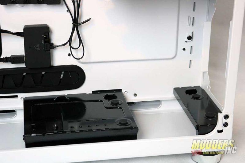 CORSAIR 680X RGB Tempered Glass PC Case Review ATX, Corsair, pc case 11