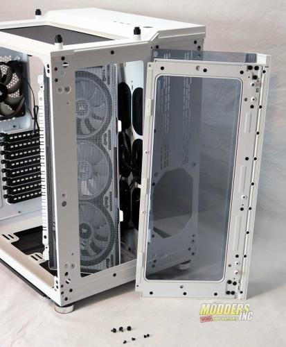 CORSAIR 680X RGB Tempered Glass PC Case Review ATX, Corsair, pc case 7