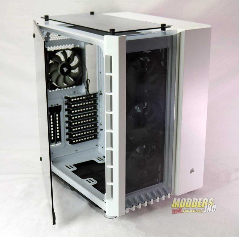 CORSAIR 680X RGB Tempered Glass PC Case Review ATX, Corsair, pc case 2