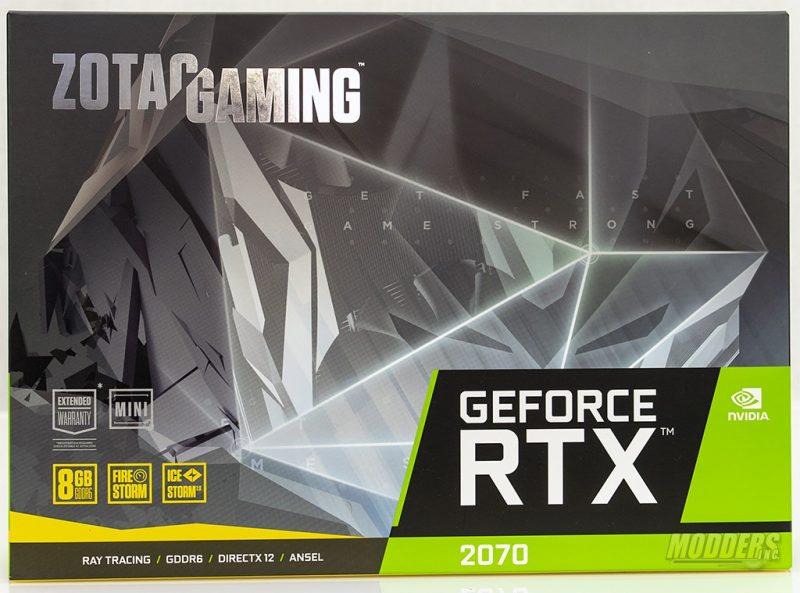 ZOTAC GAMING GeForce RTX 2070 MINI Review DSC 2195